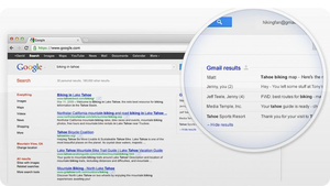 Google Search Results Can Pull From Your Gmail Now