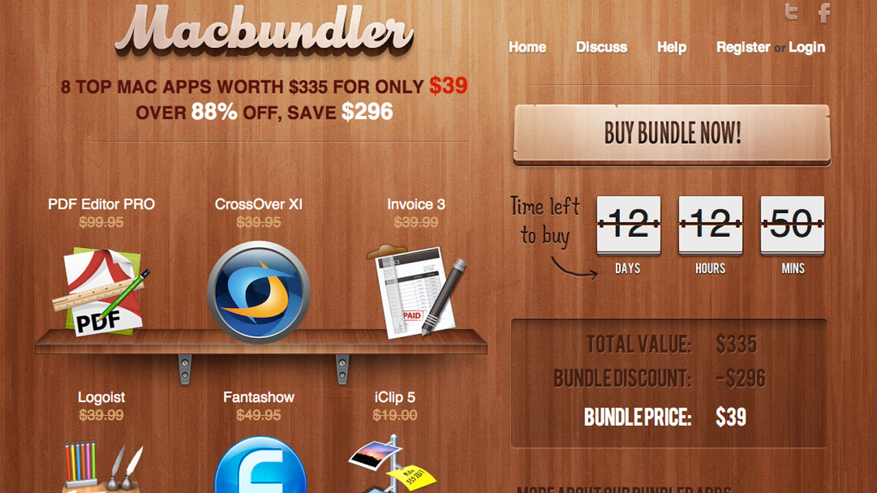 Click here to read Grab $296 Worth of Handy Mac Apps for $39