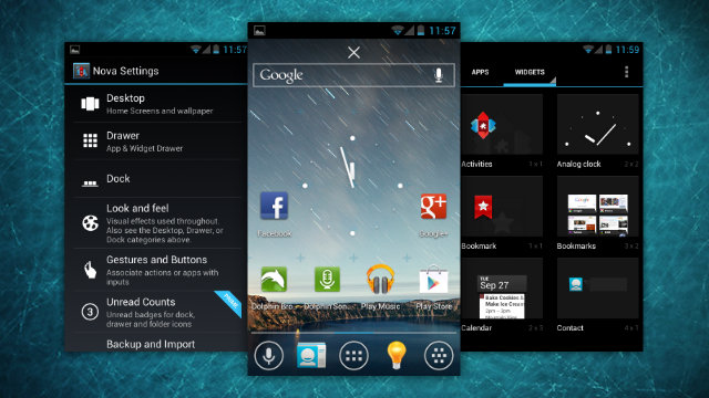 Click here to read Nova Launcher Brings Jelly Bean Goodness, Settings Import to Ice Cream Sandwich