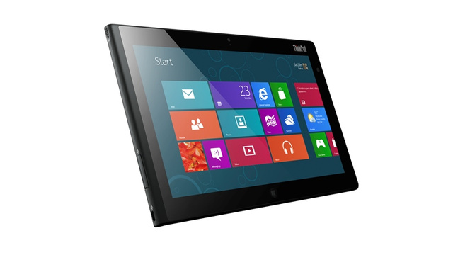 Lenovo ThinkPad Tablet 2: Looks Like a Tablet, Behaves Like a PC