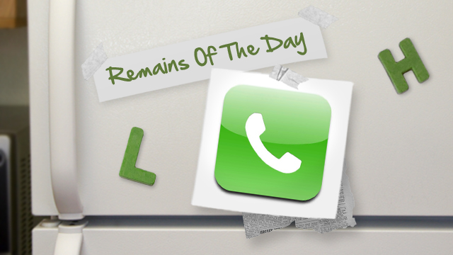 Click here to read Remains of the Day: Apple Temporarily Disables Password Resets Over the Phone