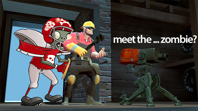 The Next Plants vs Zombies Game is a...Multiplayer Shooter?