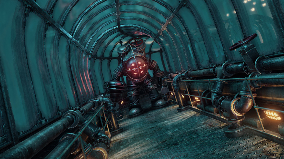 Click here to read What <em>BioShock</em> Would Look Like Running on <em>Crysis'</em> Engine