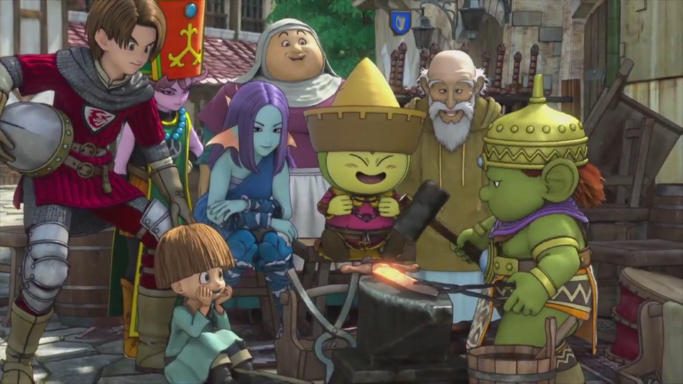 Click here to read How <em>Dragon Quest X</em> Could Forever Change the Gaming Landscape in Japan