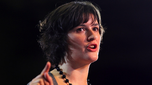 Sandra Fluke Says If We Like Covered Wagons and No Electricity, We Should Vote for Romney