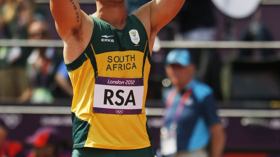 Oscar Pistorius And South African Relay Team Crash Out Of Heats, Appeal Their Way Back Into Finals