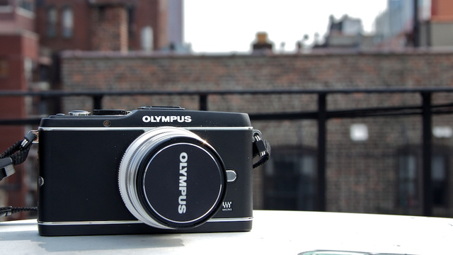 Olympus PEN EP-3: Micro Four-Thirds Is Starting to Get Good. Real Good.