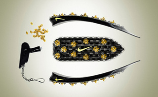 Nike's Specially Designed Track Spikes Helped a Double Amputee Sprint in London