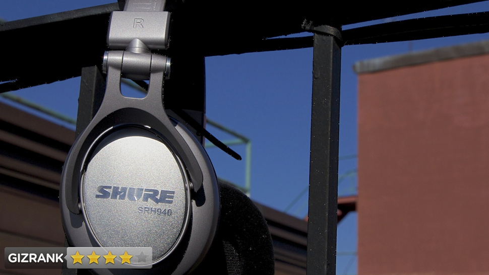 Shure SRH-940 Headphones Lightning Review: <em>Serious</em> Bang for the Buck