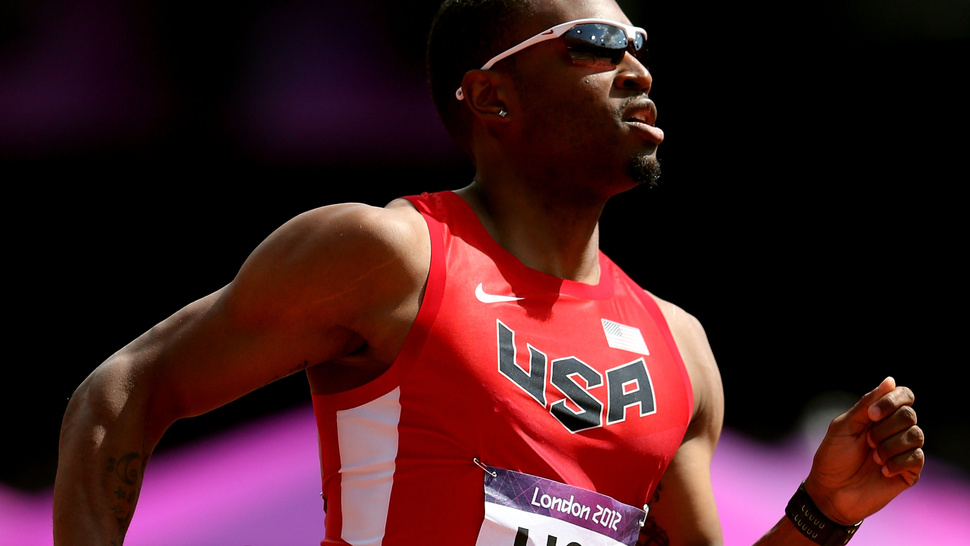 American Relay Runner Broke His Leg, Still Finished His Run
