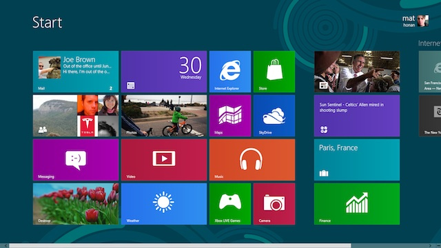 "Microsoft's ""Metro"" UI Is Now Just ""Windows 8"""
