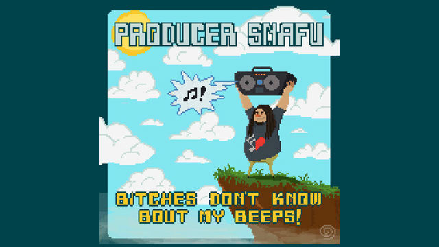 The Only Thing I Listened To All Day Was This Chiptune Album