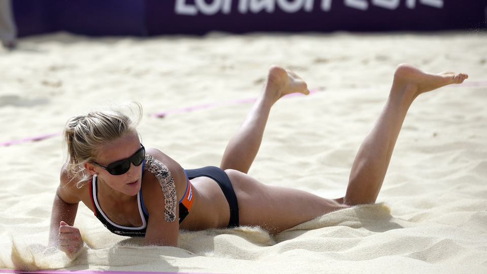 Click here to read The Olympics Uses Special Sand That Doesn't Stick to Beach Volleyball Players—Could They Ever Use Synthetic Sand?