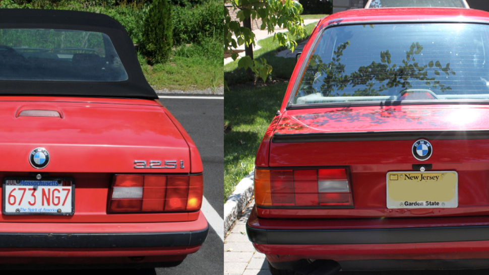Used Car Face Off: E30 Showdown