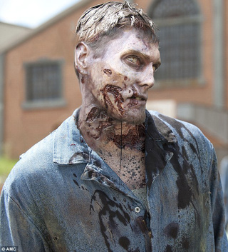 The Walking Dead Zombie Pics