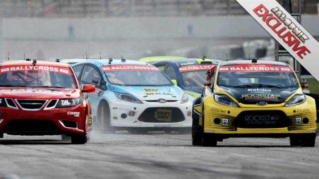 Is The FIA About To Ban Drivers From Competing In Global RallyCross?