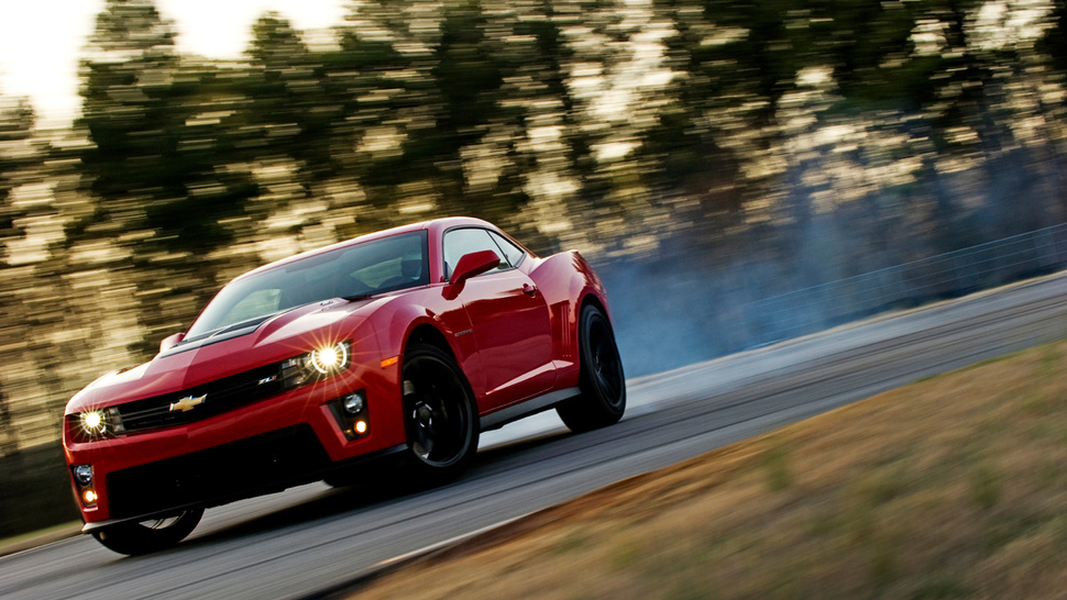 How Magnets Make The Camaro ZL1 Dance Around A Race Track