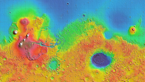 Scientists Discover Tectonic Plates on Mars