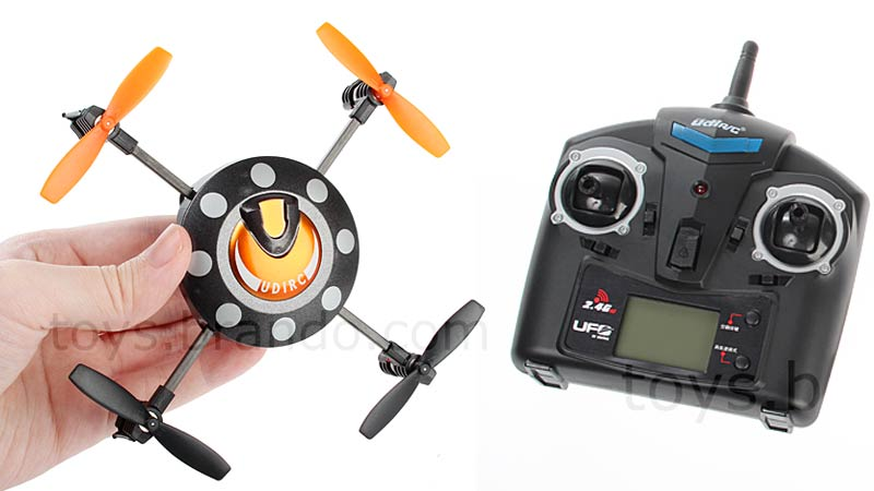 Click here to read A Tiny RC Drone You Can Almost Stash In a Pocket