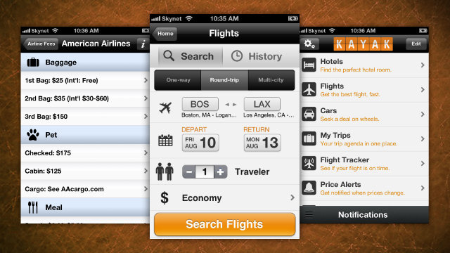 Kayak Pro Finds You Awesome Flight Deals on iOS, Is Free for the Next Week