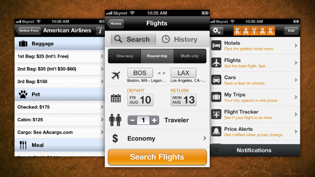 Click here to read Kayak Pro Finds You Awesome Flight Deals on iOS, Is Free for the Next Week