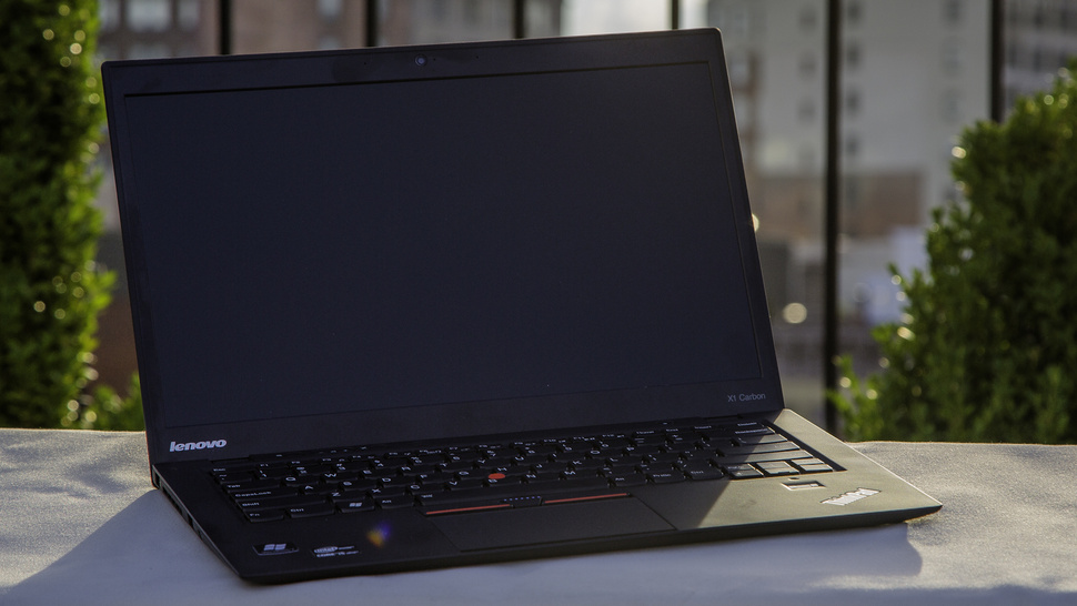 Lenovo X1 Carbon: Holy Crap