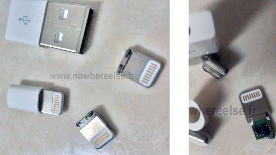 Click here to read Is This Apple's New iPhone Dock Connector?