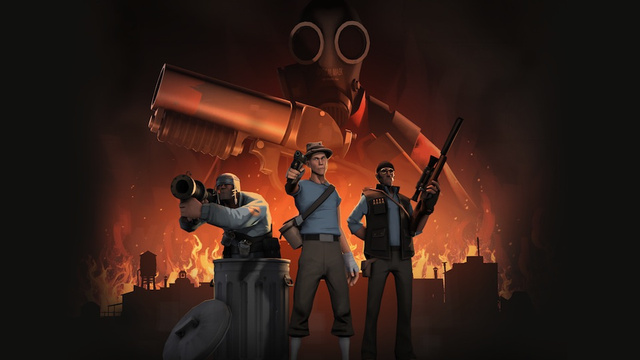 Is Valve Teasing a Third, Gray Faction For Team Fortress 2?