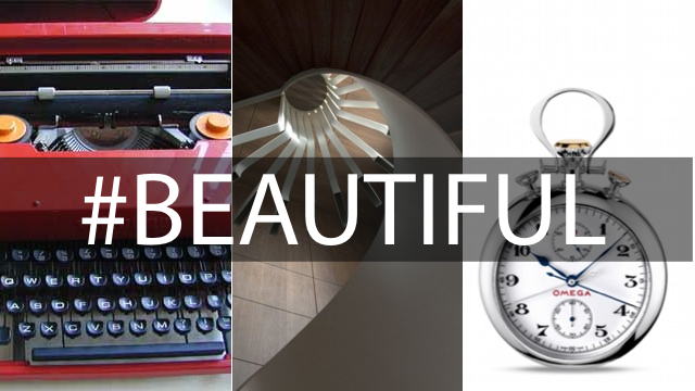 Click here to read Whirling Stairs, Low-Tech Typewriters, an OCD Coffee Maker and More
