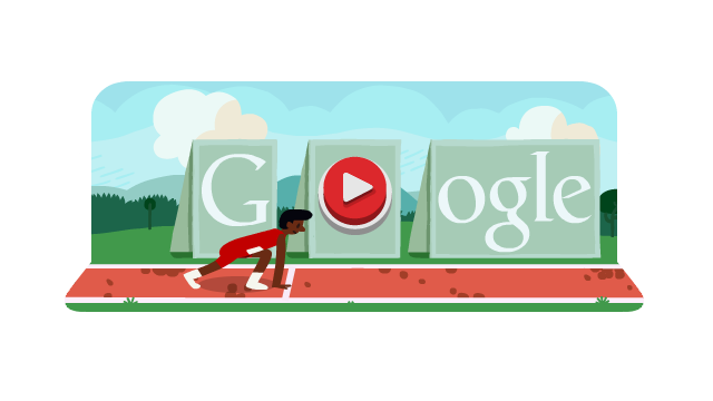 Google's Olympic Doodles: The Kotaku Sort-of Review