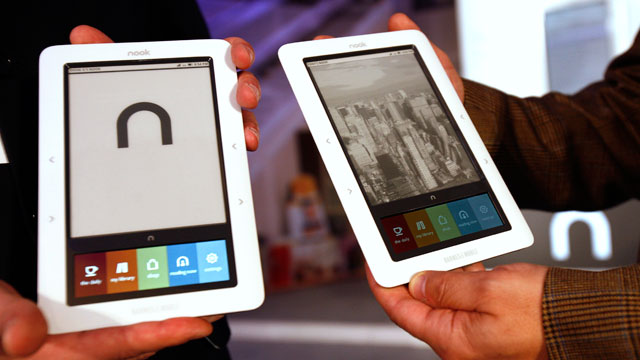 Click here to read Barnes And Noble Just Priced Its Nooks To Move