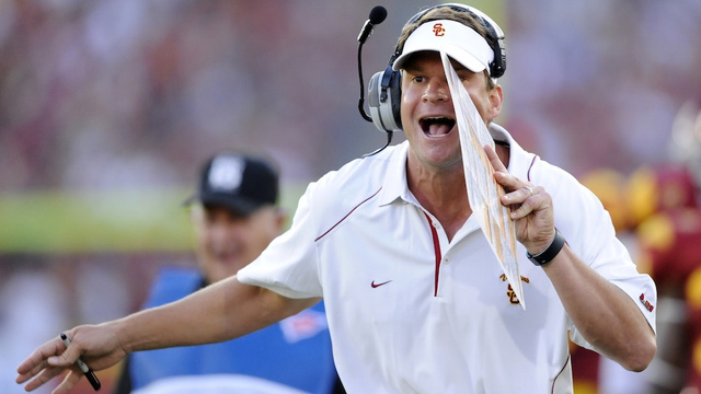 Lane Kiffin Somehow Has Too Much Integrity For The Coaches' Poll