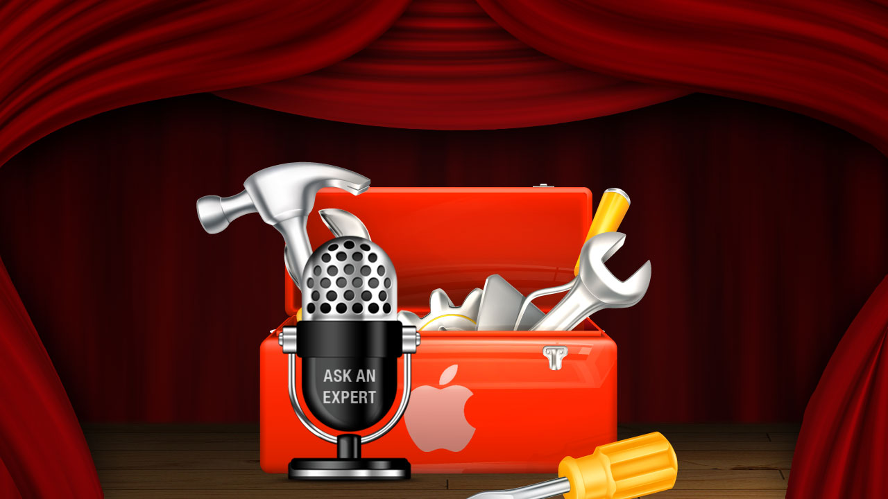 Click here to read Ask an Expert: All About iPhone and Mac Repair
