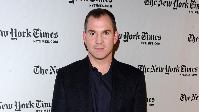 Frank Bruni Composes Olympic-Themed Hallmark Card
