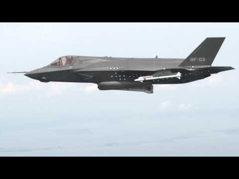 Click here to read F-35 Drops Its First Bomb Ever
