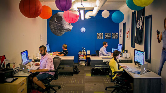 Most Popular Featured Workspaces of 2012