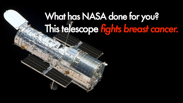 What the f*ck has NASA done for you lately? More than you think.