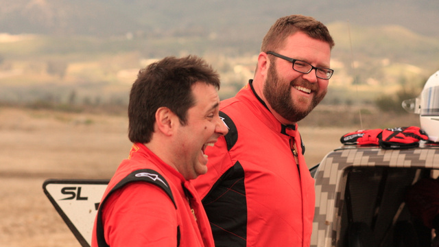 Top Gear's Rutledge Wood And Adam Ferrara Have Seized Jalopnik [UPDATE]