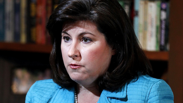 Karen Handel Thinks Planned Parenthood 'Literally' Stole the Color Pink from Komen