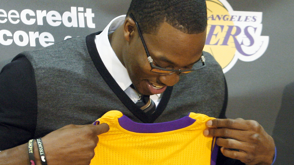 Dwight Howard Is Totally Willing To Do Whatever's Best For His Team. His New Team, Anyway.