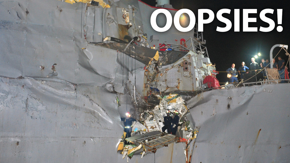Click here to read Japanese Tanker Goes Godzilla On US Destroyer