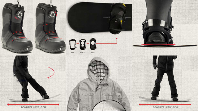 Click here to read Burton Wants to Help You Snowboard with Shorter Boards, Dial Lacing Boots and More