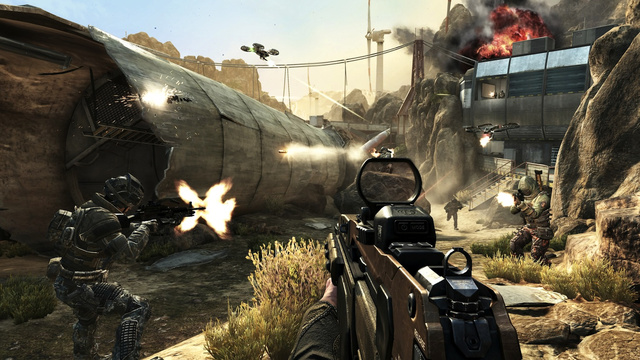 Black Ops II Multiplayer Blowout: Scorestreaks Replace Killstreaks, Livestreaming Goes Big-Time, Leagues, and More