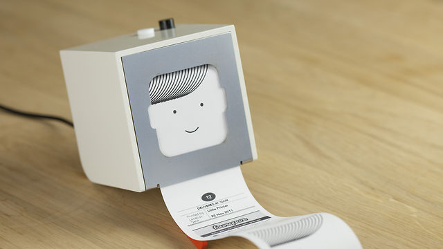 Click here to read Would You Pay $260 for a Novelty Printer?