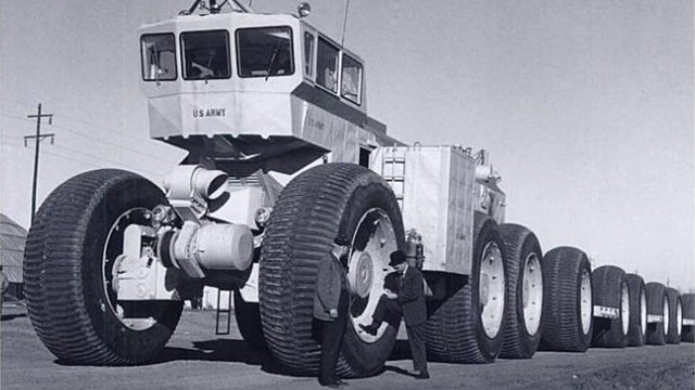 The Ten Biggest Land Vehicles Ever Built