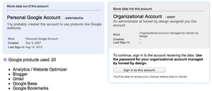 How Can I Migrate My Google Data from One Account to Another?
