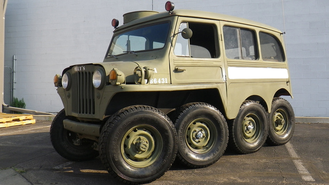 The World's Most Adorable, Badass Jeep Is For Sale