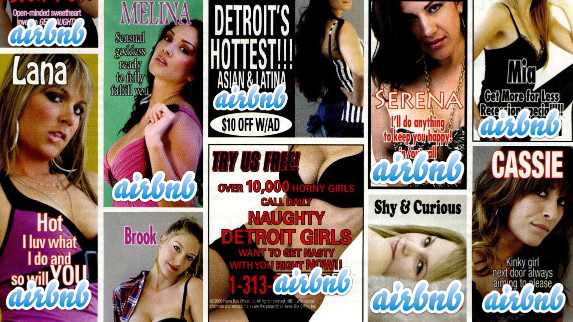 Click here to read Prostitutes Turn Airbnb Apartment Into Brothel