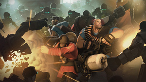 Team Fortress 2 Just Got a Little More Like an RPG (Or Call of Duty)