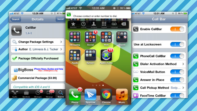 Click here to read CallBar Replaces Your iPhone's Annoying Call Screen With An Unobtrusive Notification Bar